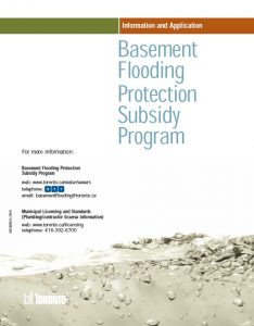 Download the Basement Flooding PDF